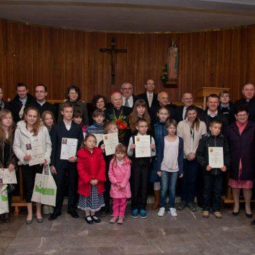 GALERIA: Zakończenie Konkursu Biblijnego Edycja 2012/2013