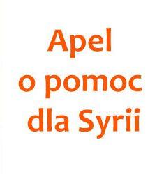 ORSZAK TRZECH KRÓLI: Orszak dla Syrii