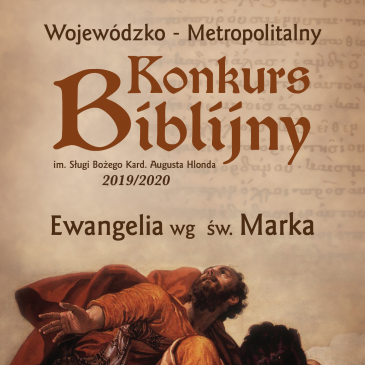 KONKURS BIBLIJNY: Listy laureatów w roku szkolnym 2019/2020 – Rumia